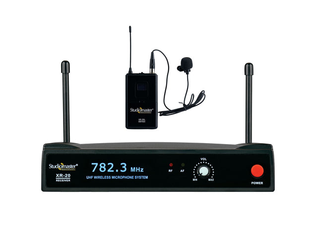 Studiomaster Wireless Microphone Model XR-20L