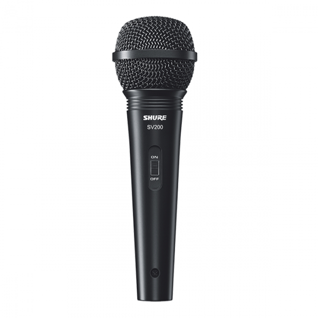 Shure Vocal Microphone Model SV 200-Q