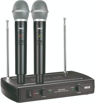 Ahuja Wireless Microphone Model AWM-495V2