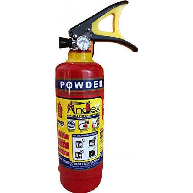 Andex ABC Powder Type Fire Extinguisher 4Kg