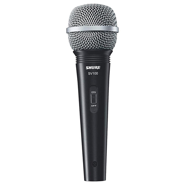 SHURE  VOCAL MICROPHONE MODEL SV100