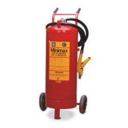 Minimax Dry Chemical Powder Fire Extinguisher 50 Kg