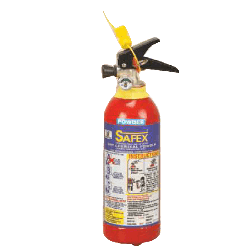 Safex ABC Fire Extinguisher 1Kg