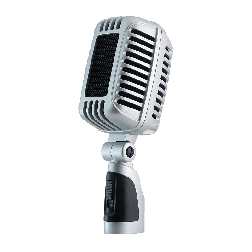Ahuja Live Stage Performance Microphone Model PRO+7500DU