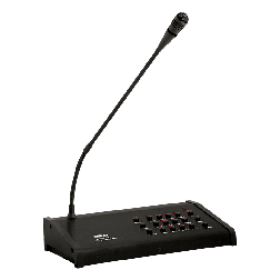 Ahuja Remote Paging Microphone (Model-APM-201RM)