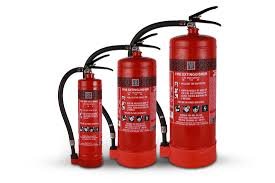 Ceasefire fire extinguisher Greenmist - 3 Ltr