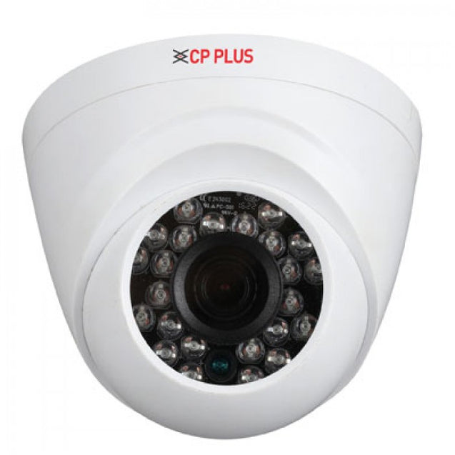 CP Plus 2.4 MP Full HD IR Dome Camera Model CP-USC-DA24L2