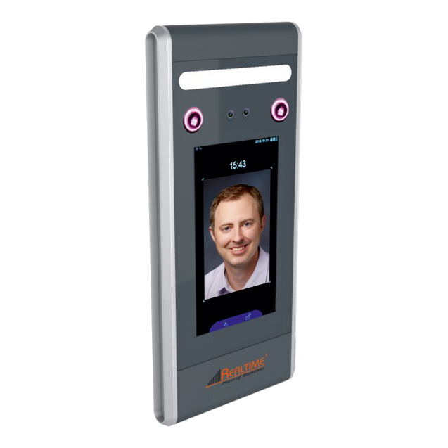 Realtime  Biometric With Access Control Long Range Face Recognition PRO 1100