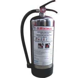 Minimax Kitchen Fire Extinguisher K Class-Type 1 Ltr