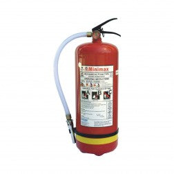 Minimax ABC Dry Powder Fire Extinguisher 5KG MAP50