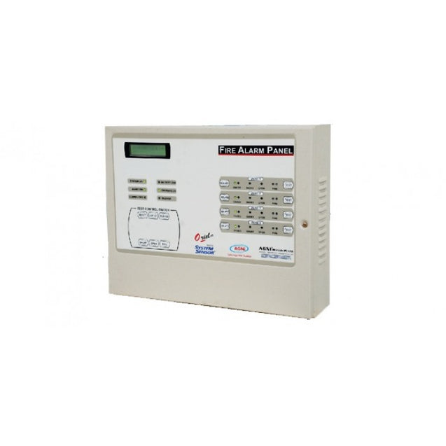 Agni Device 6 Zone Conventional Fire Alarm Panel Model 6Z