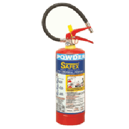 Safex ABC Fire Extinguisher 3Kg