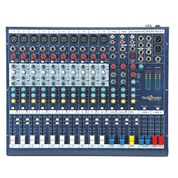 Studiomaster Air-X-14 Small Format Professional MixersModel Air-X-14