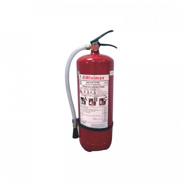 Minimax CO2 Squeeze Grip Fire Extinguisher 3Kg