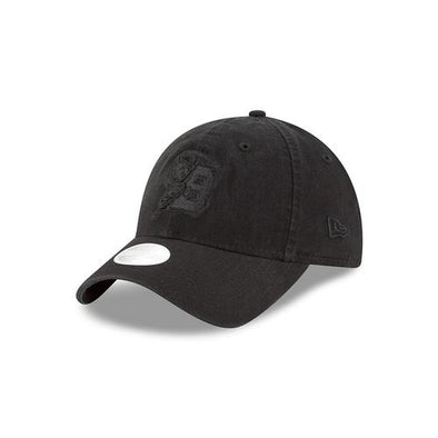 Buffalo Bisons Ladies Preferred Pick Black Adj Cap