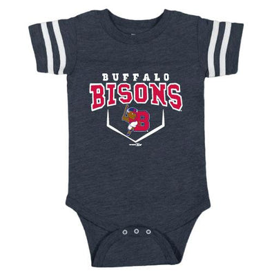 Buffalo Bisons Infant Domnell Onesie