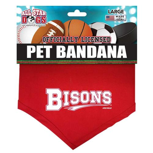 Buffalo Bisons Bisons Pet Bandana