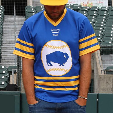 Buffalo Bisons 2019 Hockey Night Jersey