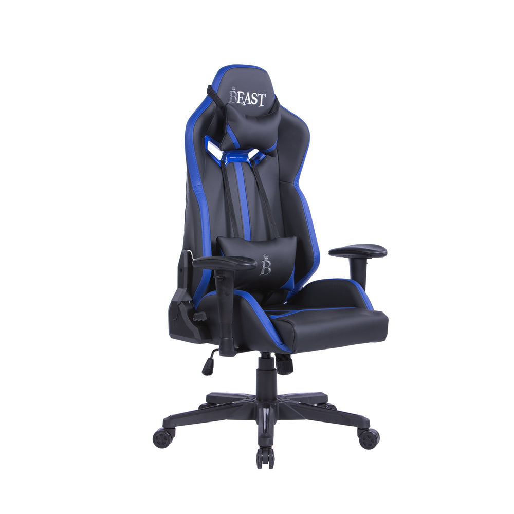 DRAGON HIGH-BACK RACECAR-STYLE GAMING ERGONOMIC CHAIR