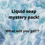 Liquid soap mystery pack