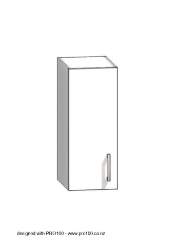 1 Door Upper - Left Hung 740mm - Not Just Joinery