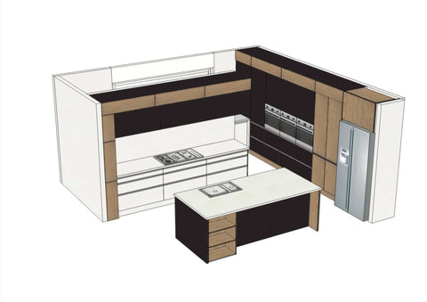 1 Hour Personalised Kitchen Design