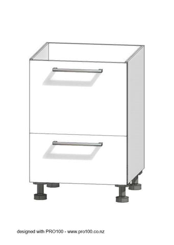 Bin Drawer - Not Just Joinery