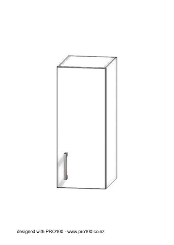 1 Door Upper - Right Hung 740mm - Not Just Joinery