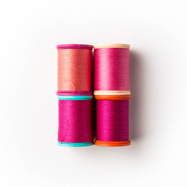 Sewing thread - hot pink