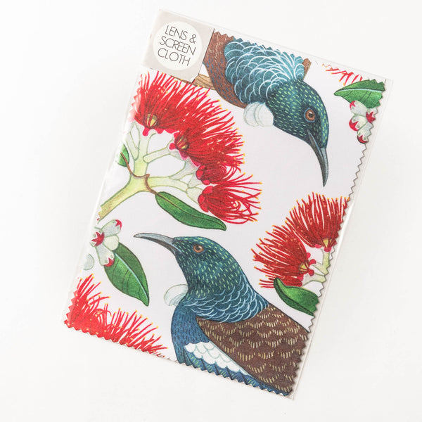 Lens cloth - two tui