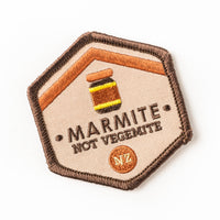 Woven patch - Marmite