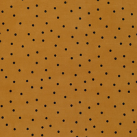 Fitted sheet - butterscotch spot