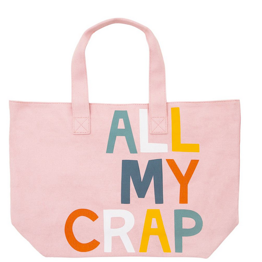 Carry bag - all my crap