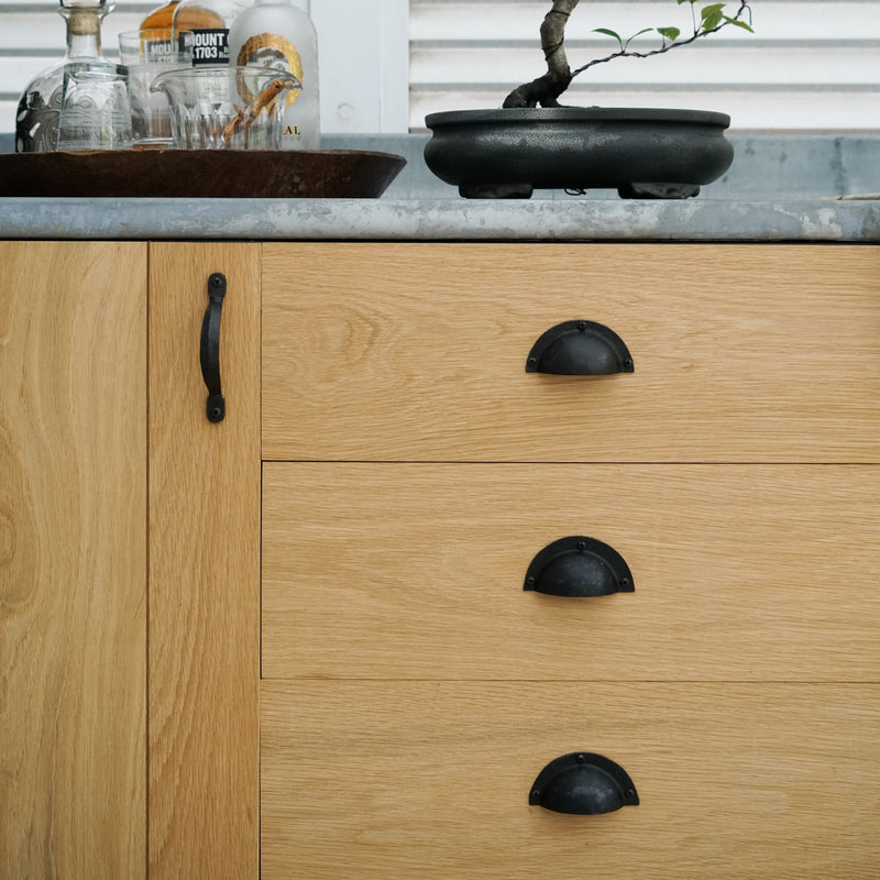 Drawer pull - galley