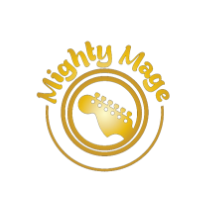 Mighty Mage Logo