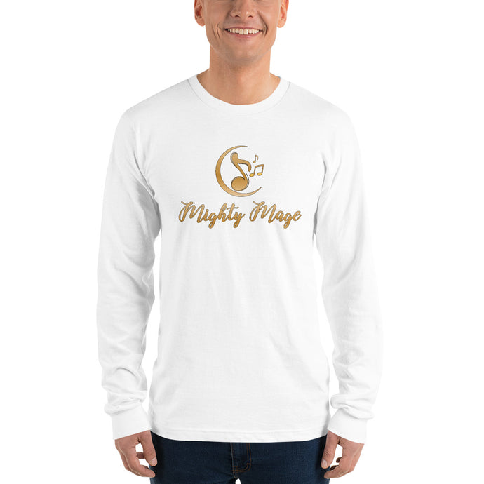 Mighty Mage Men's Long Sleeve T-shirt #3
