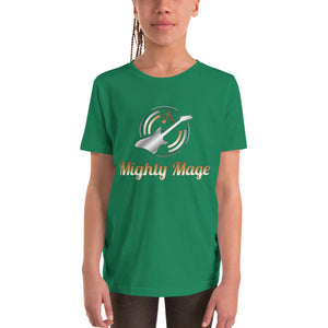 Mighty Mage Youth Short Sleeve T-Shirt #2