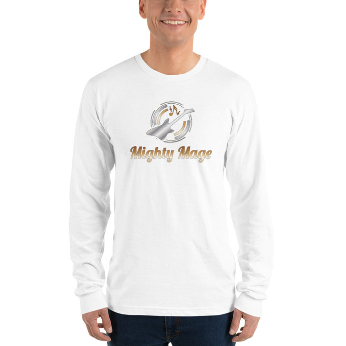 Mighty Mage Men's Long Sleeve T-shirt #2