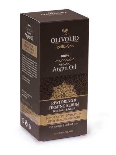 Olivolio Argan Oil Restoring & Firming Serum 30 ml