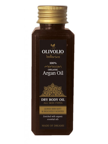 Olivolio Argan Oil Dry Body Oil 90 ml