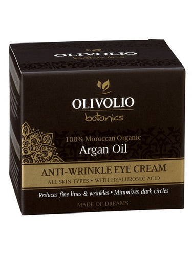 Olivolio Argan Oil Anti-Wrinkle Eye Cream 30 ml