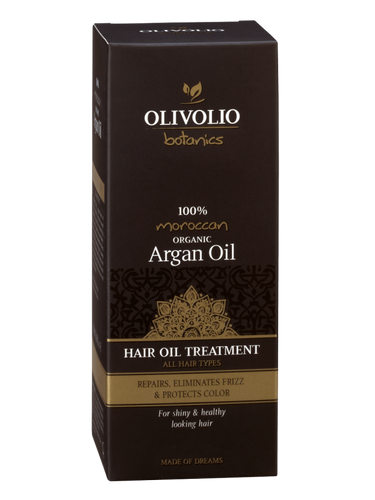 Olivolio Argan Oil Hair Oil Treatment 90 ml