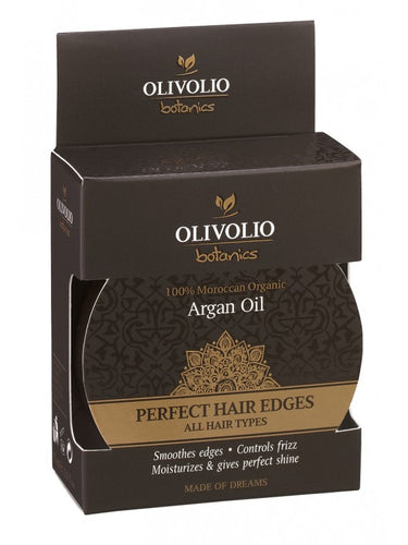Olivolio Argan Oil Perfect Hair Edges Wax 75 ml