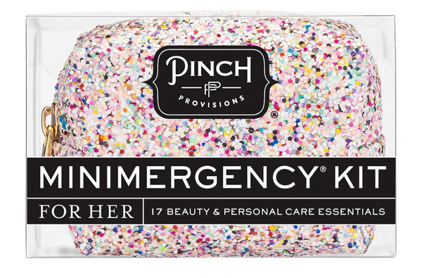 Minimergency Kit For Her by Pinch Provisions
