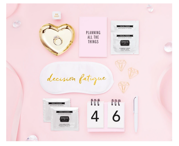 Wedding Planning Survival Kit by Pinch Provisions