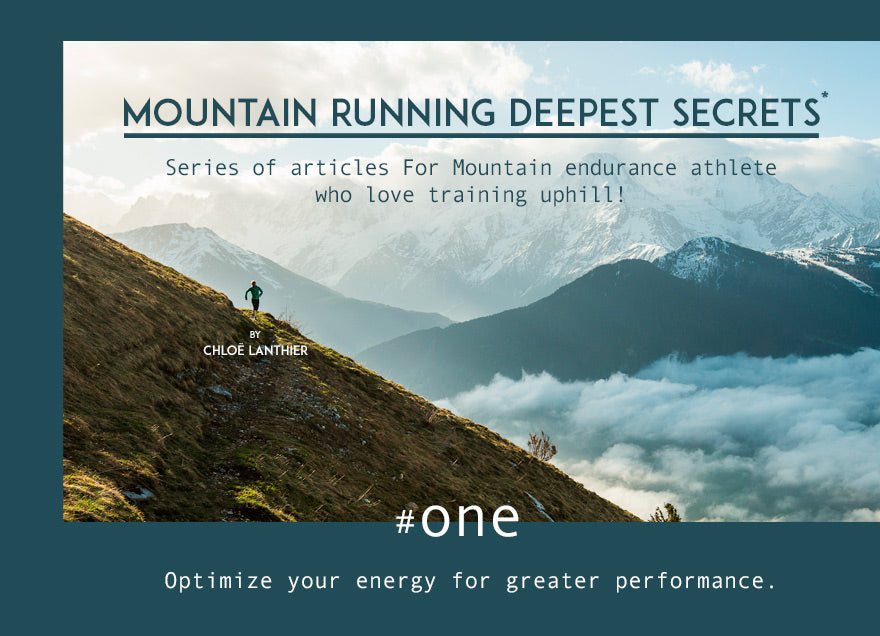 Mountain running deepest secrets #ONE