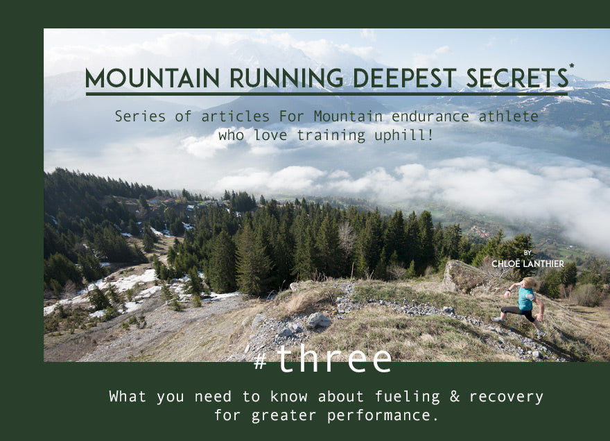 Mountain running deepest secrets #THREE