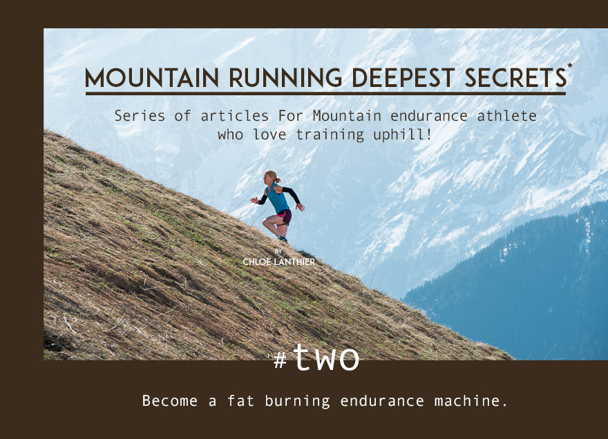 Mountain running deepest secrets #TWO