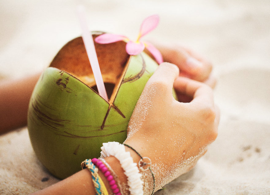 Refresh your summer with LYO coconut water