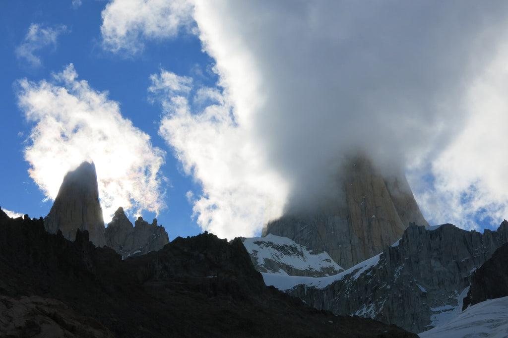 Fitz Roy via Californiana Route